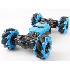 4WD 2.4Ghz mėlyna žaislinė mašina