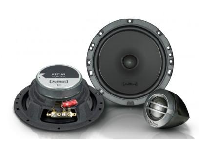 """AXTON ATC165 16.5 cm / 6.5"""" 2-juostų komponentiniai garsiakalbiai"""