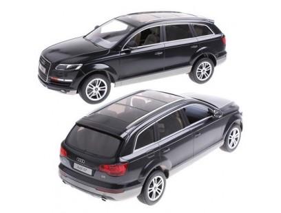 Audi Q7 RASTAR 1:14 RTR juoda žaislinė mašina