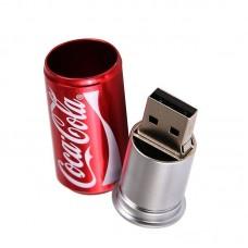 """Coca-Cola"" formos USB 32GB Laikmena"