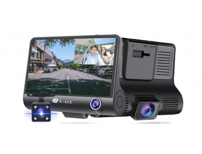 E-ACE automobilinis vaizdo registratorius