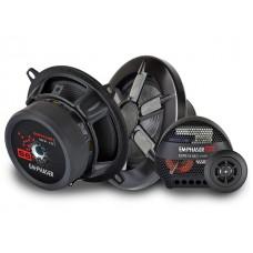 EMPHASER ECP213-S6 13 cm 2-juostų komponentiniai garsiakalbiai