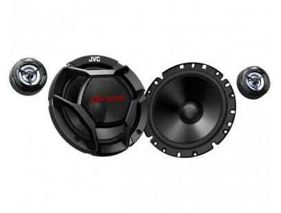 JVC CS-DR1700C 17cm 2-juostų komponentiniai garsiakalbiai (360 W)