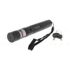 Galingas Led lazeris + Baterija ir kroviklis