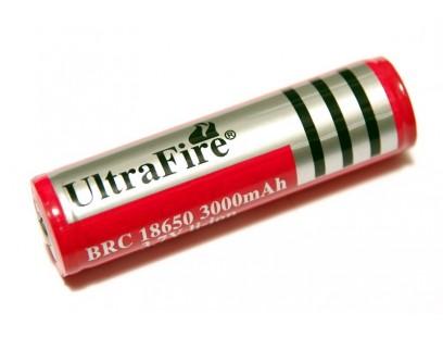 Ultrafire 18650 akumuliatoriai