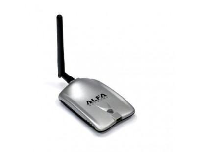 Wifi stiprintuvas Alfa AWUS Luxury