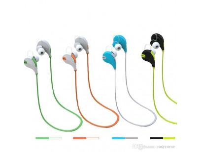 Belaidžiai sportiniai ausinukai su mikrofonu QY7