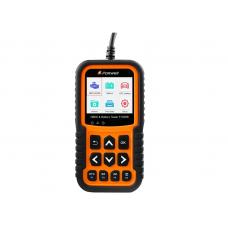 FOXWELL F1000B OBD skaitytuvas ir baterijos testeris