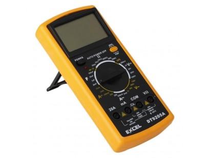 Elektros matavimo testeris DT9205A