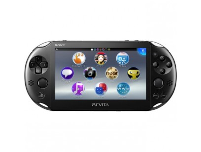 Sony PS Vita PCH 2016 Henkaku + 7x žaidimai