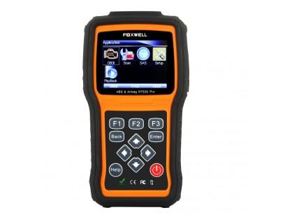 Foxwell NT630 Plus SRS/ABS kodų skaitytuvas