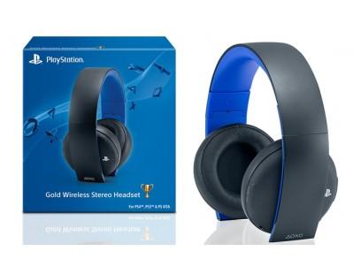 Sony gold belaidės ausinės